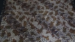 Sarong (127) Leopardendesign