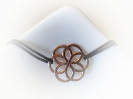 "Armband FLOWER ""LIFE"" small 
