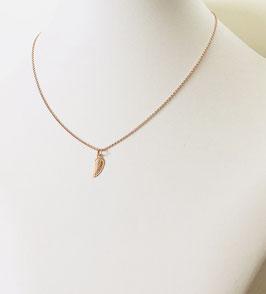 Halskette ENGELSFLÜGEL |  Sterling Silber