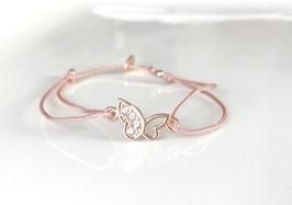 Armband Papillon  crystal | Sterling Silber