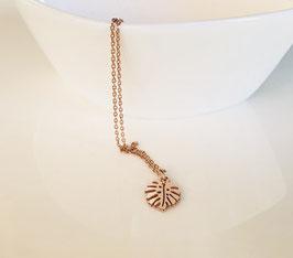 Halskette MONSTERA |  Sterling Silber