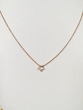 Halskette LITTLE STAR|  Sterling Silber