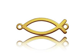 Armband ICHTYS    585 Gelbgold