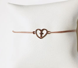 Armband LOVE & FAITH|  Sterling Silber