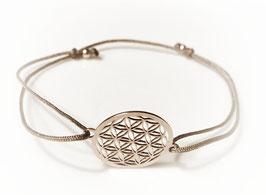 Armband BLUME DES LEBENS klassisch  |  Sterling Silber