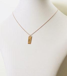 Halskette DANDELION WISH |  Sterling Silber