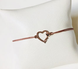 Armband LOVE & ROSE |  Sterling Silber