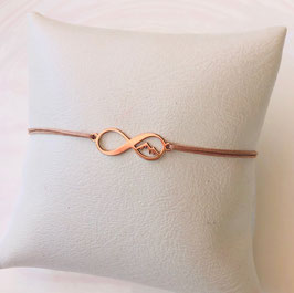 Armband INFINITY MOUNTAIN | Sterling Silber