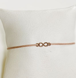 Armband MINI INFINITY | Sterling Silber