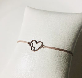 Armband INFINITE LOVE |  Sterling Silber