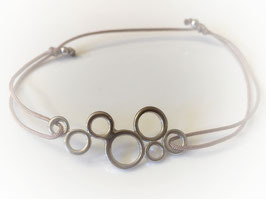Armband BUBBLES |  925 Sterling Silber