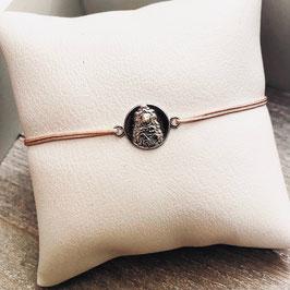 Armband BUDDHA  |  Sterling Silber