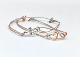 Armband Togehter |  Sterling Silber