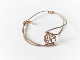 Armband BAUM DES LEBENS Mini Klassisch |  Sterling Silber
