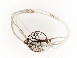 Armband BAUM DES LEBENS  klassisch|  Sterling Silber