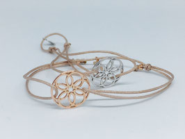 Armband STARFLOWER  Sterling Silber