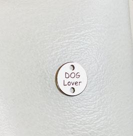 Armband DOG LOVER oder CAT LOVER |  Sterling Silber