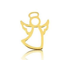 Armband ENGEL    585 Gelbgold