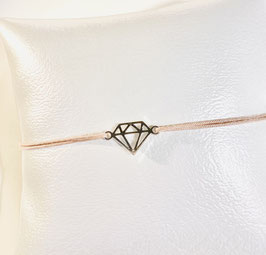 Armband DIAMOND | Sterling Silber