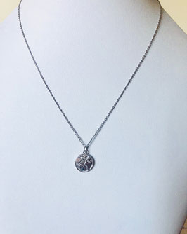 Halskette WORLD COIN|  Sterling Silber