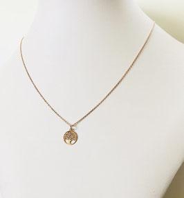Halskette LEBENSBAUM |  Sterling Silber