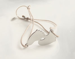 Armband LITTLE FEET | Sterling Silber