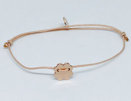 Armband mini-CLOVER |  Sterling Silber