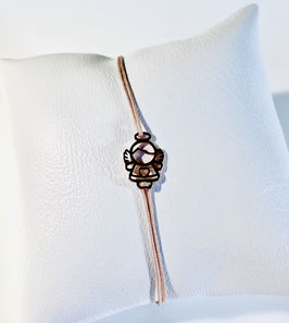 Armband SCHUTZENGERL | Sterling Silber