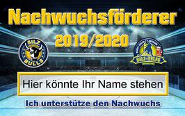 Nachwuchsförderer 2019/2020