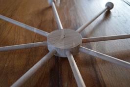 Mobilestern aus Holz mit 4/5/6/7/8 Ärmchen 36/46cm Durchmesser