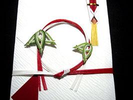 竹の輪飾り