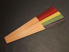 竹の角箸~細い箸が好きな方へ
