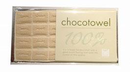 今治のチョコレートのタオルハンカチ