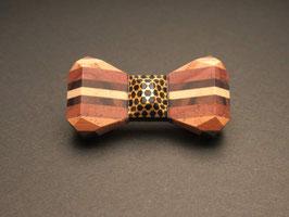 ブローチ Hexagram(星)模様