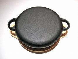 蓋もどっちも使える、深い浅い万能鍋セット
