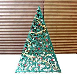 和のクリスマスツリー