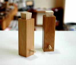 竹製薬味入れ