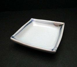 豆皿、四角