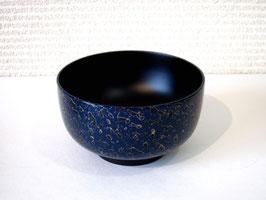【予約】青い唐塗のお椀