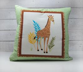 """Kissen """" Giraffe """""""