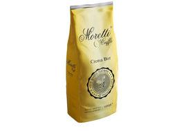 Moretti Caffe Crema Bar 1000g Bohnenkaffee
