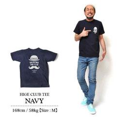ヒゲ倶楽部×モートガレージコラボTシャツ