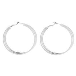 Oorbellen Triple Hoops