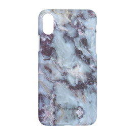 iPhone X/XS marble groen