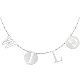 Ketting Letters Wild