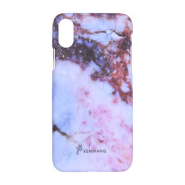 iPhone X/XS marble rood