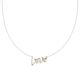 Ketting Colorful Love