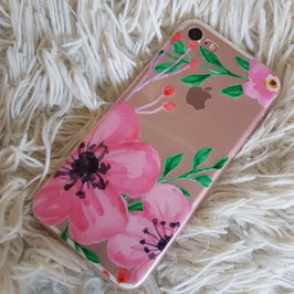 iPhone 7/8 Bloemen tekenen