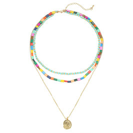 Ketting Summer Beads