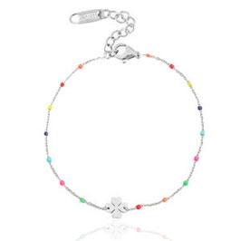 Armband Rainbow Clover